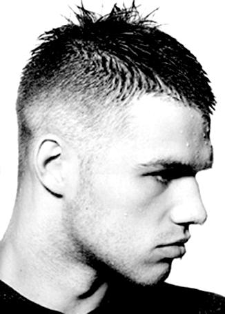 corte de pelo hombre