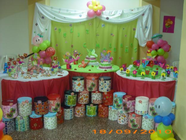 Imagines de fiesta infantiles de winni pooh imagui for Decoracion winnie pooh para fiesta infantil
