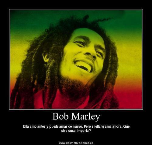 bob marley frases