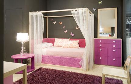 dormitorios juveniles