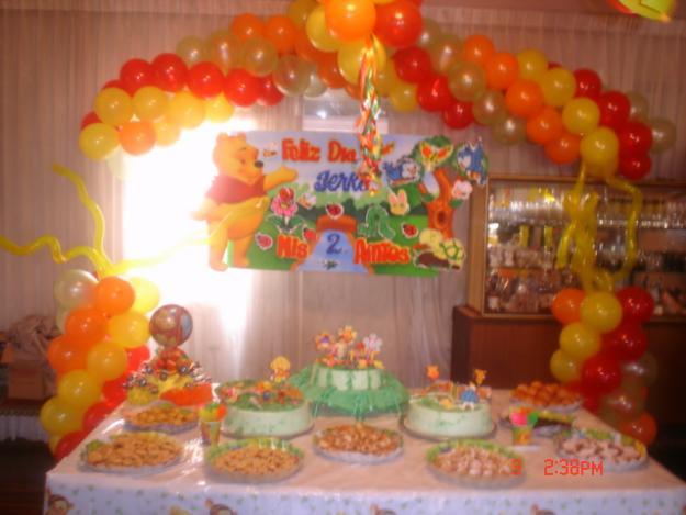 Im genes de fiestas infantiles im genes for Decoracion winnie pooh para fiesta infantil