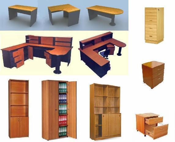 Muebles de oficina im genes for Medidas de muebles para oficina