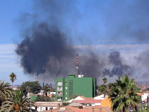 imagenes de contaminacion
