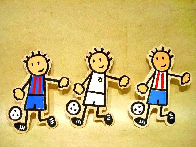 futbolistas