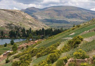 paisajes del peru