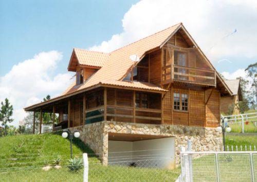 Casas prefabricadas im genes for Tipos de techos de casas