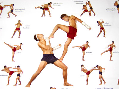 kick boxing