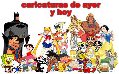 caricaturas animadas