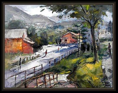 pinturas de paisajes