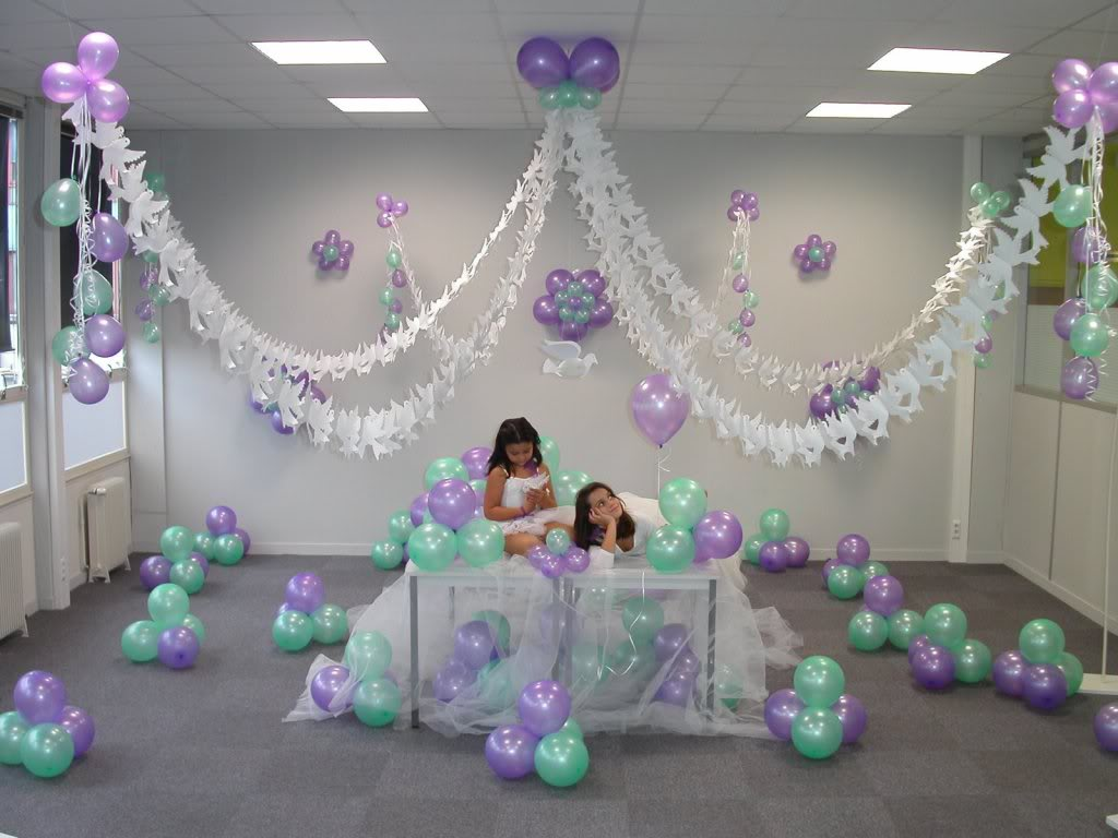 Im genes de decoraci n con globos im genes for Decoracion con globos